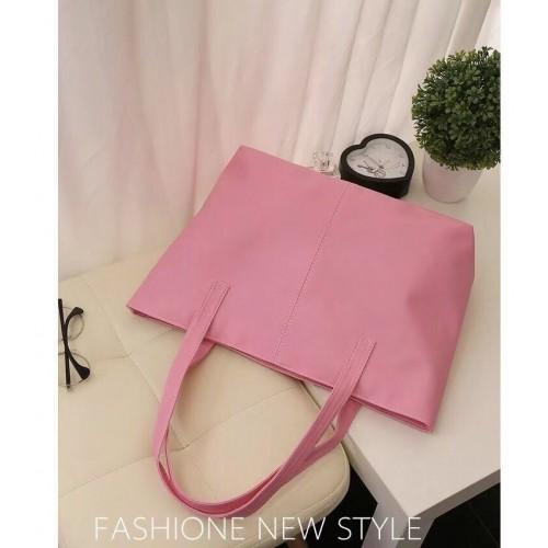 torba boja roza