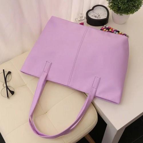 torba boja ljubicasta