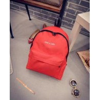 torba boja crvena